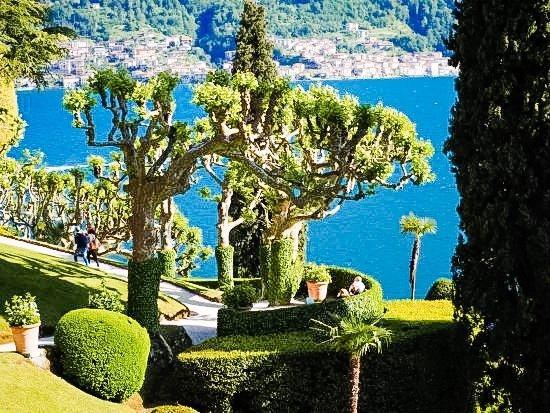 Villa Del Balbianello Lake Como - Villa Design